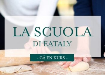 Eataly Stockholm classes and events