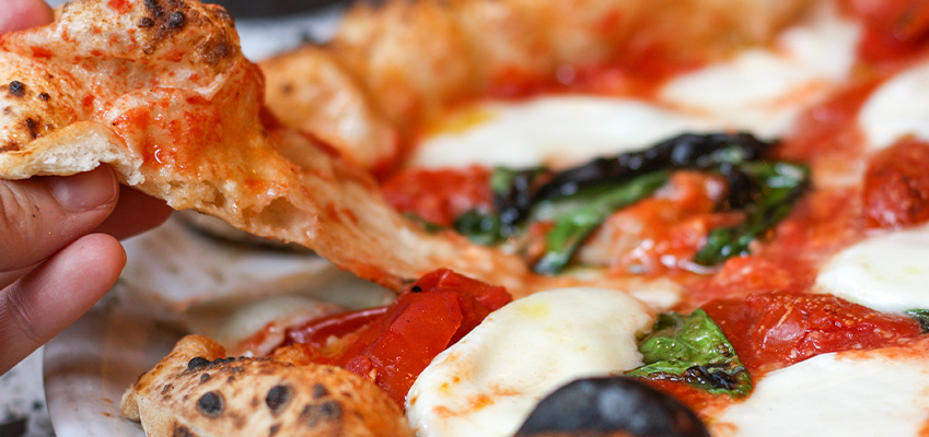god italiensk pizza