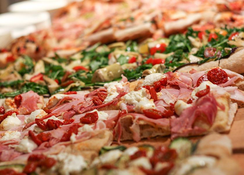 goda italienska pizzabitar i stockholm