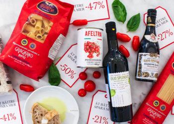 italienska produkter till bra pris