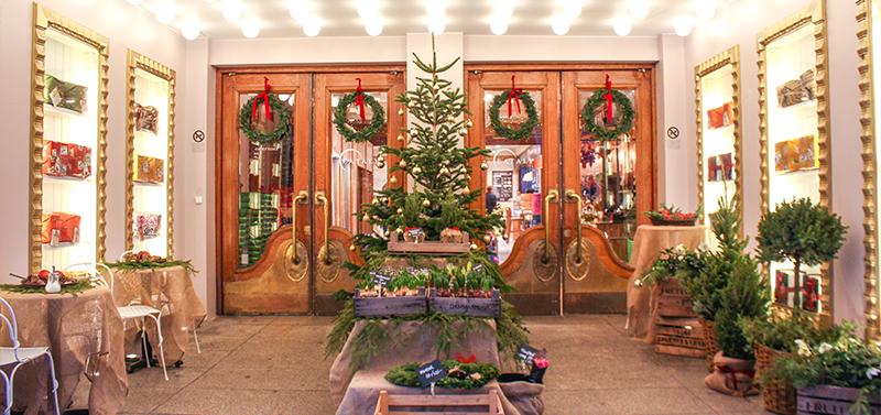 Mysig jul på Eataly i Stockholm