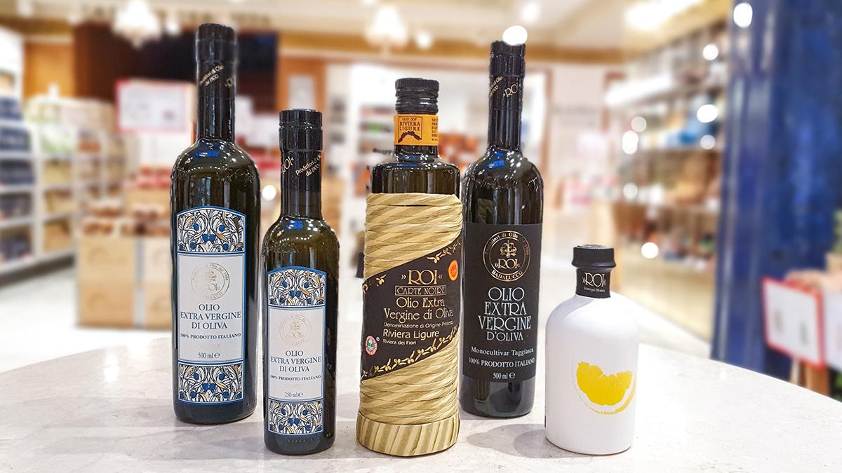 italiensk olivolja
