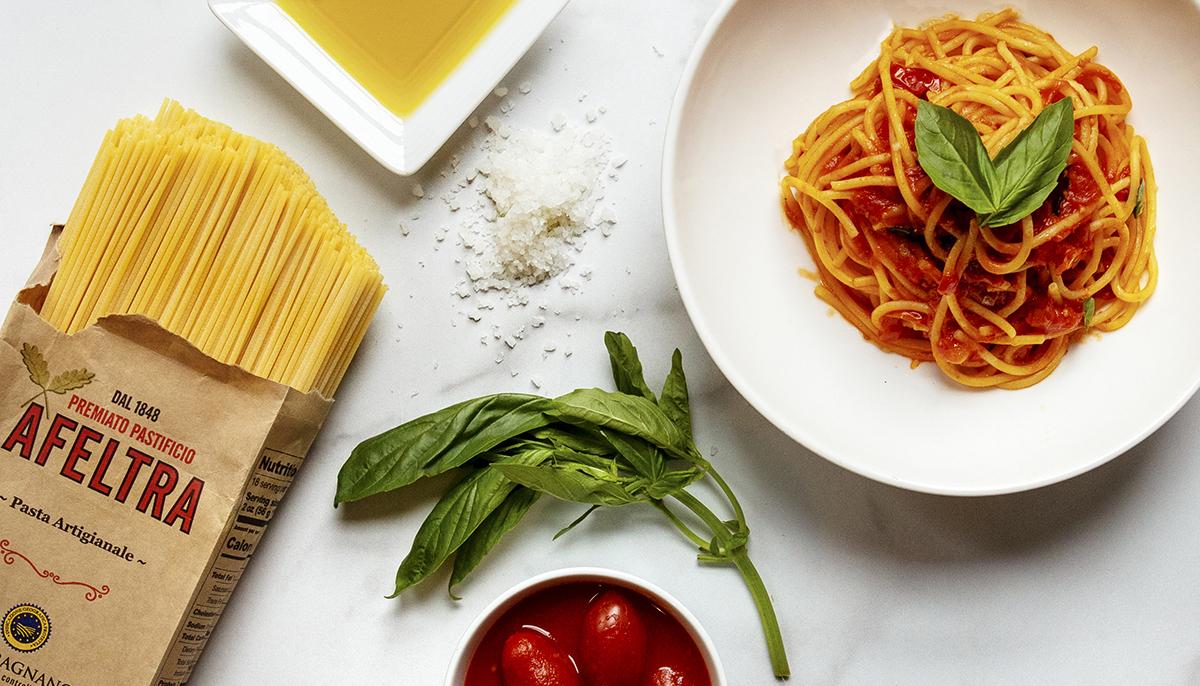 italiensk mat hemleverans
